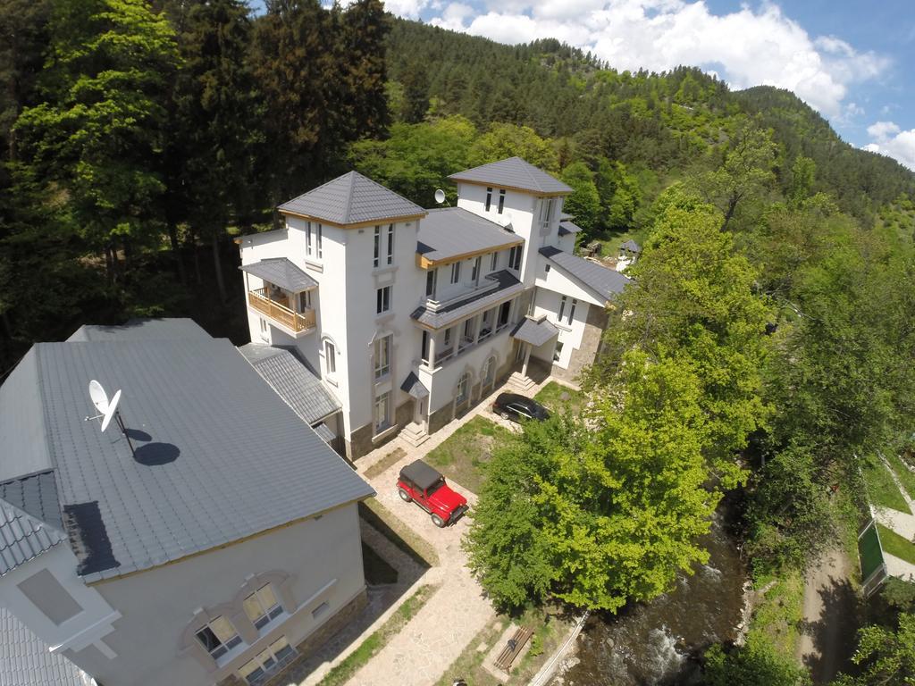 Отель Abastumani Residence - где остановится
