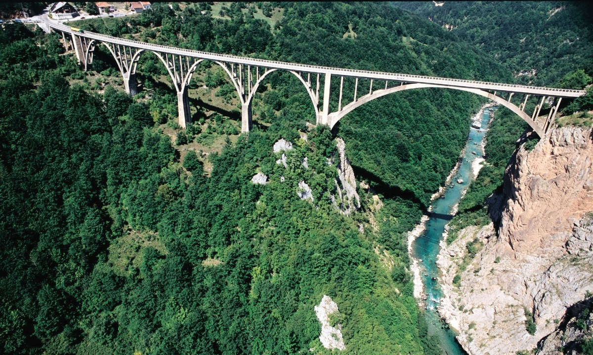 Мост Джурждевича над Тарой