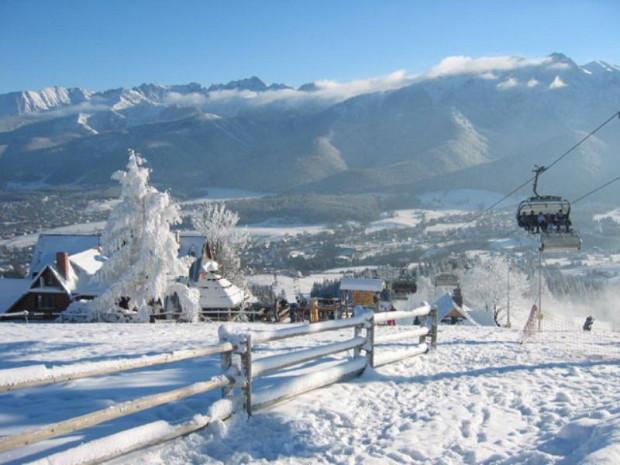 Фото: горные лыжи в Колашине