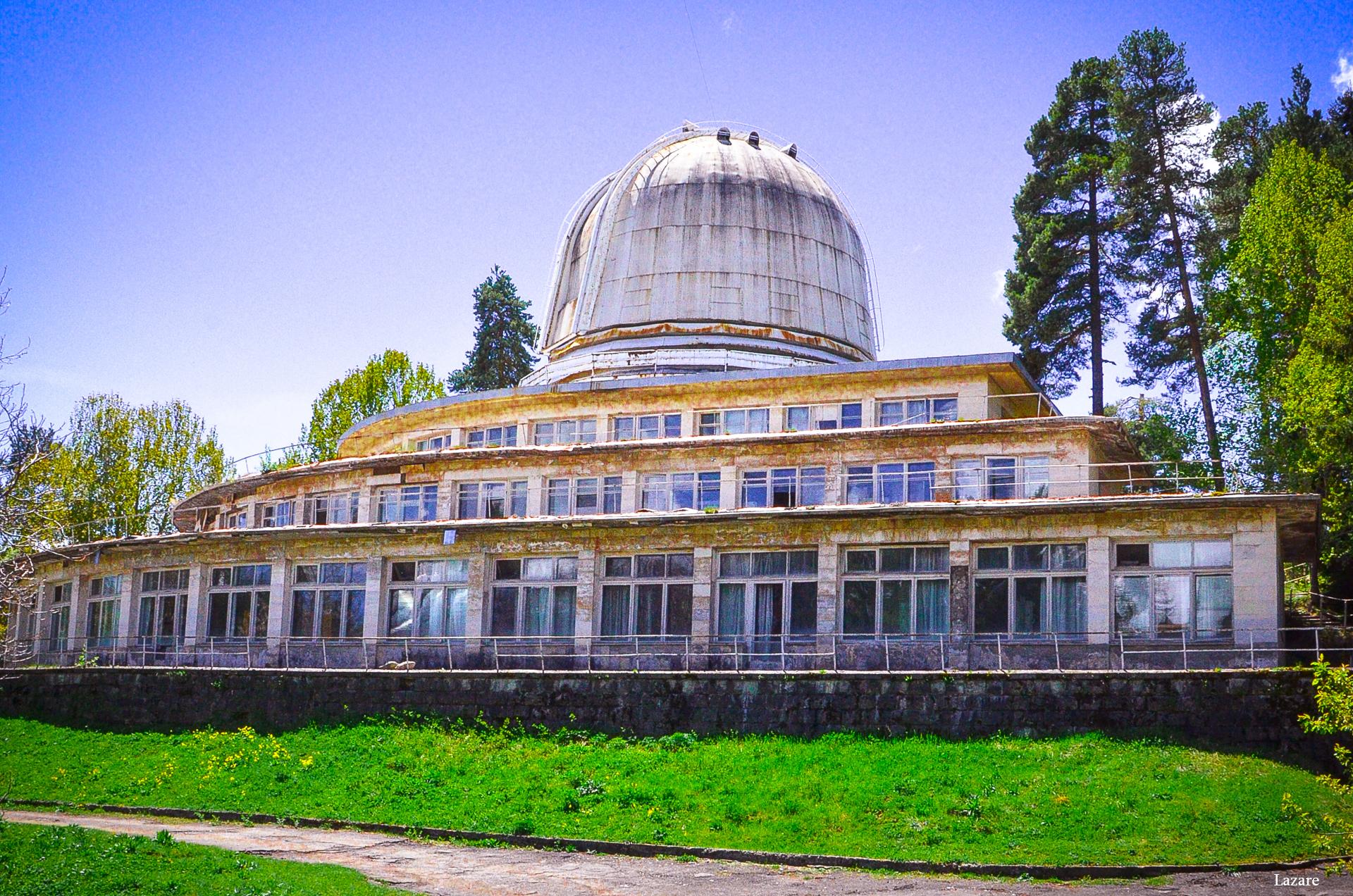 Национальная обсерватория в Абастумани