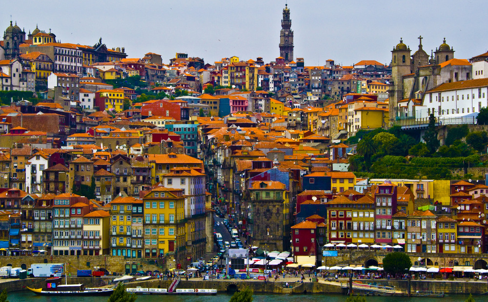 Фото: Город Порту