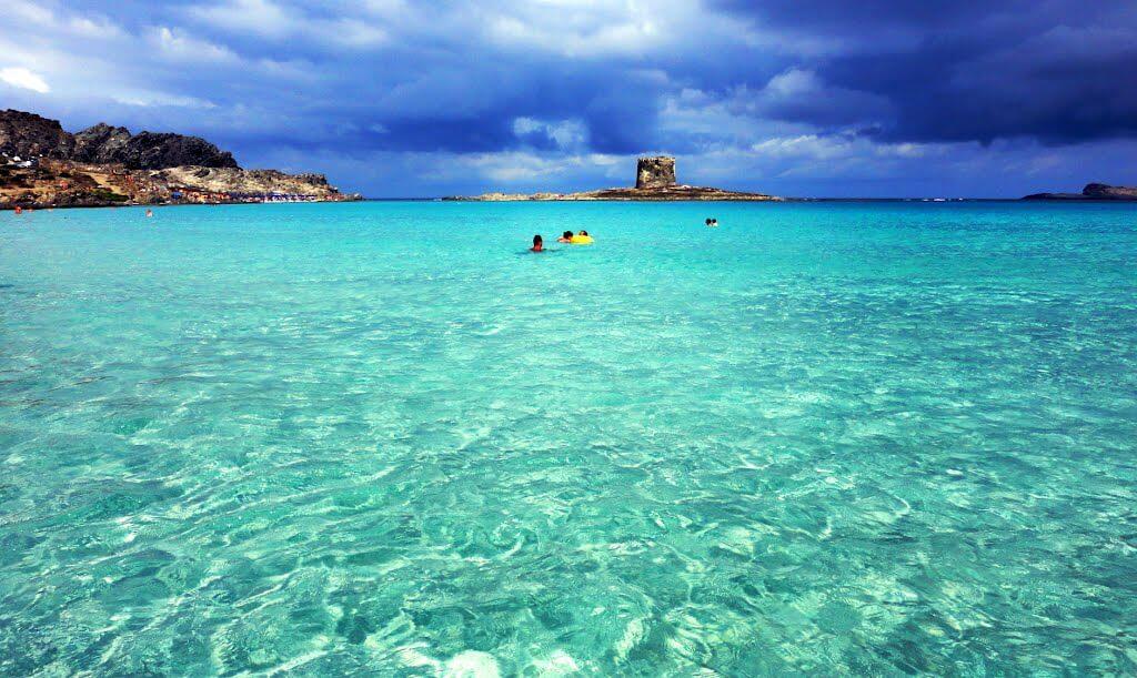 Пляж делла Пелоза