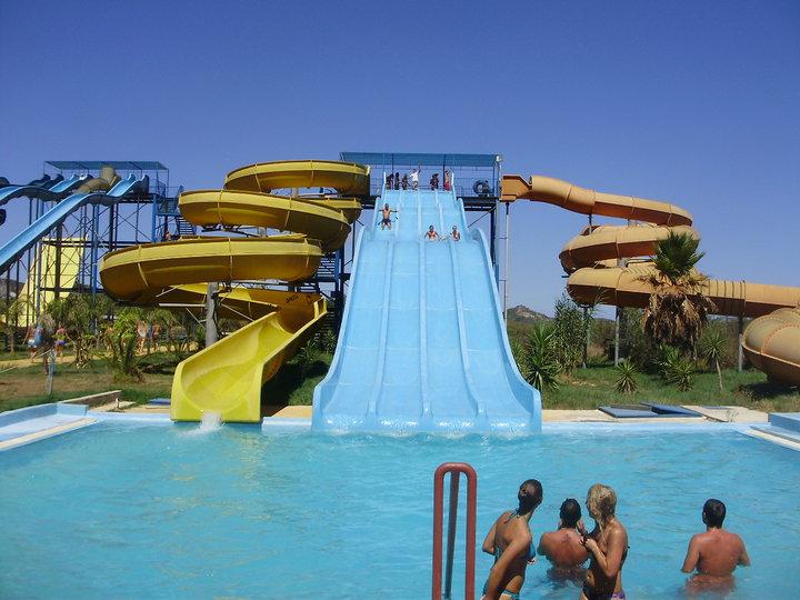 Фото: аквапарк Water Village