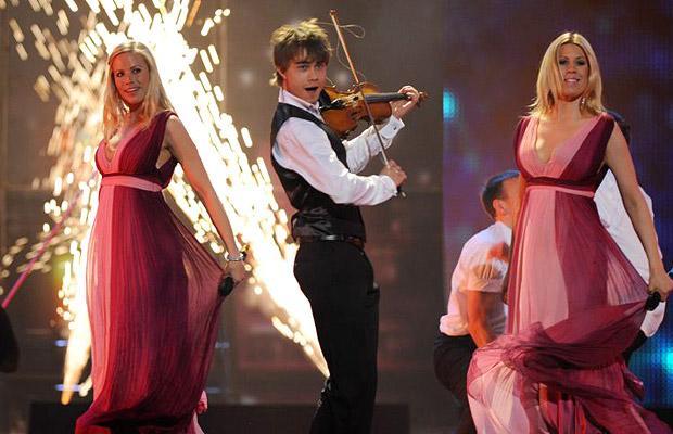 Александ Рыбак на Евровидении 2009