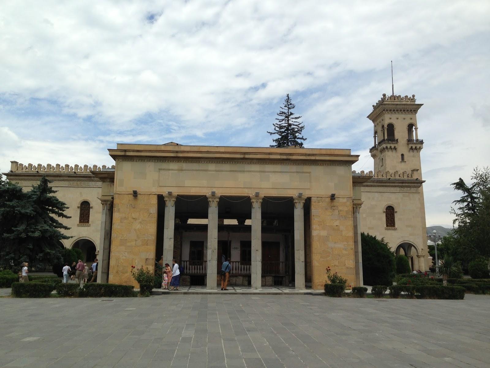 Фото: музей Иосифа Сталина