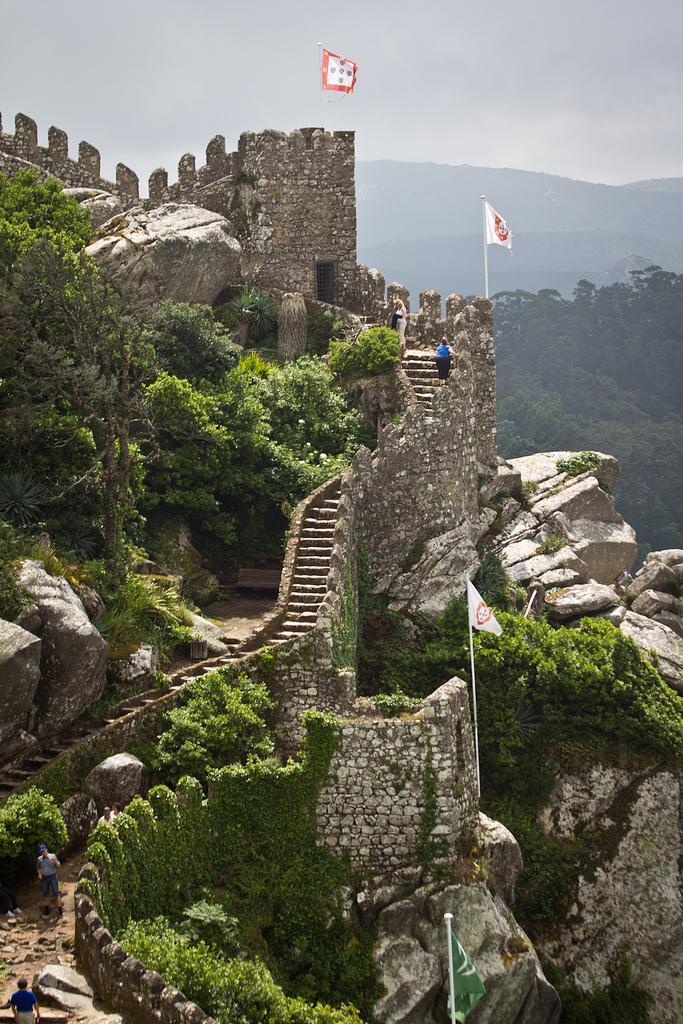 Фото: крепость мавров