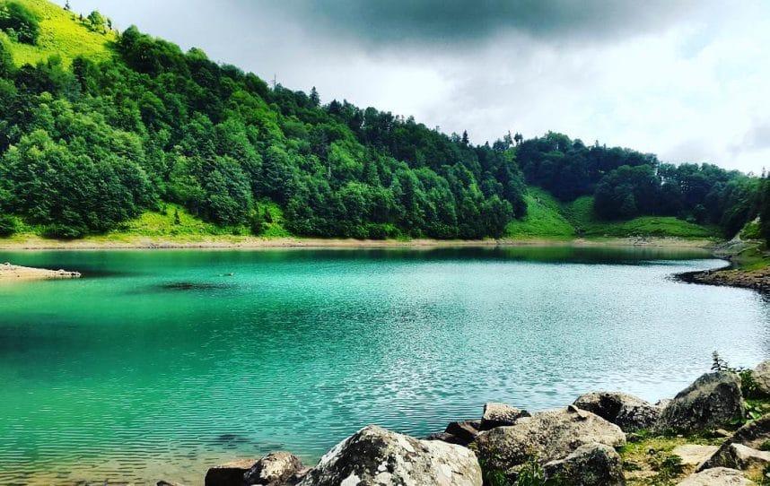 Фото: озеро Зеленое