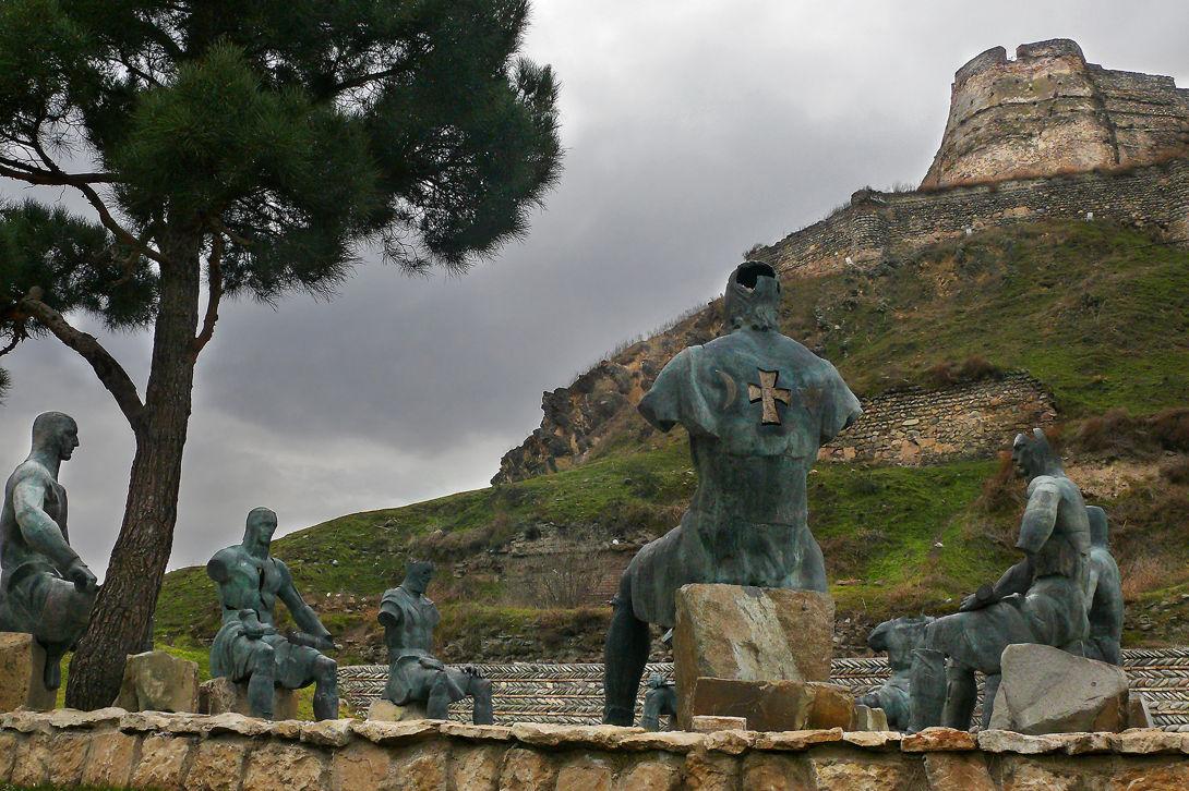 Фото: Крепость Горисцихе