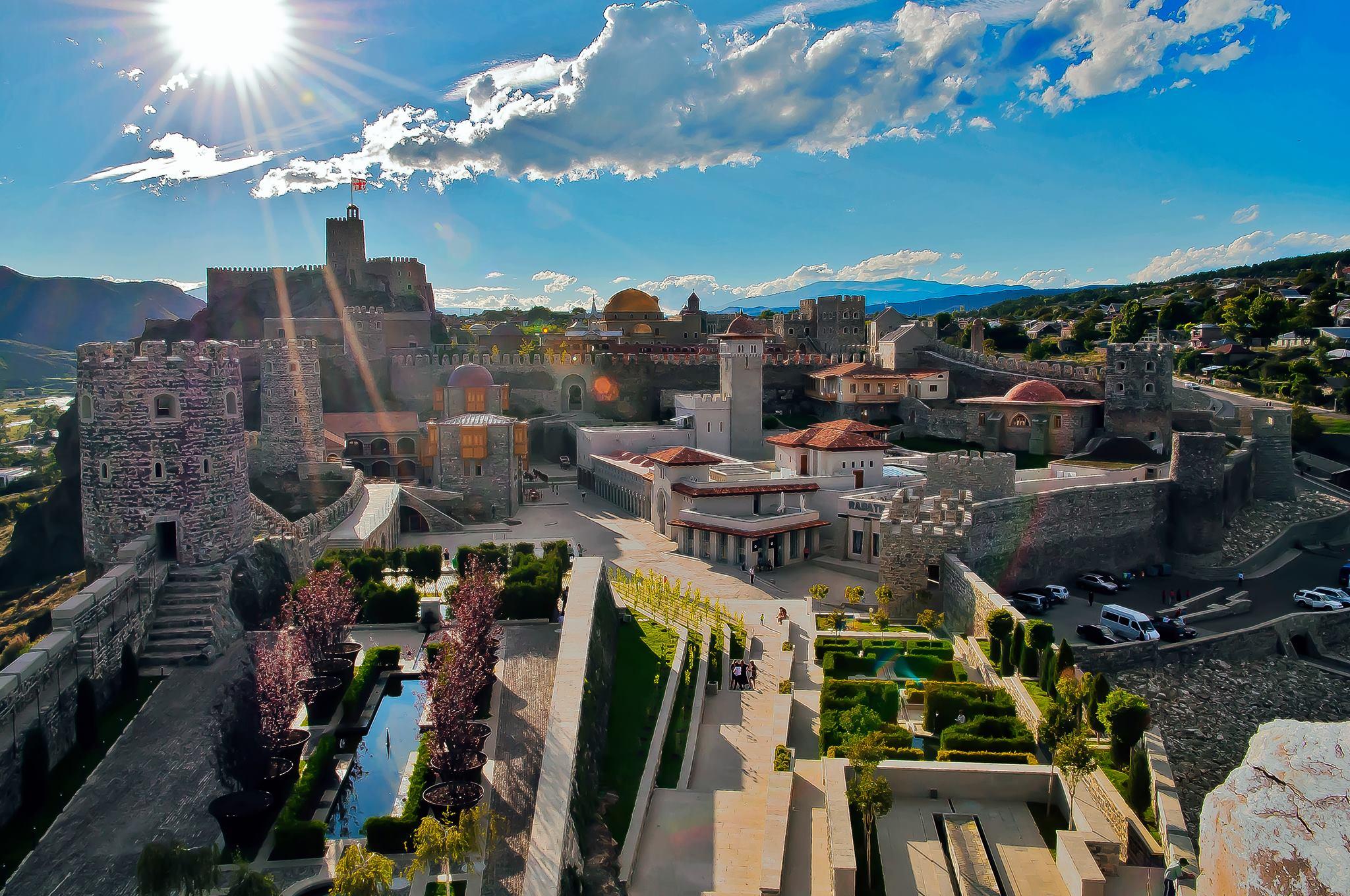 Фото: крепость Рабат