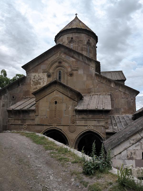 Фото: монастырь Сапара