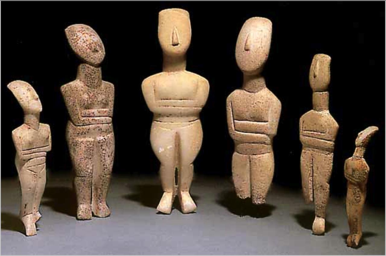 Артефакты из Киклад