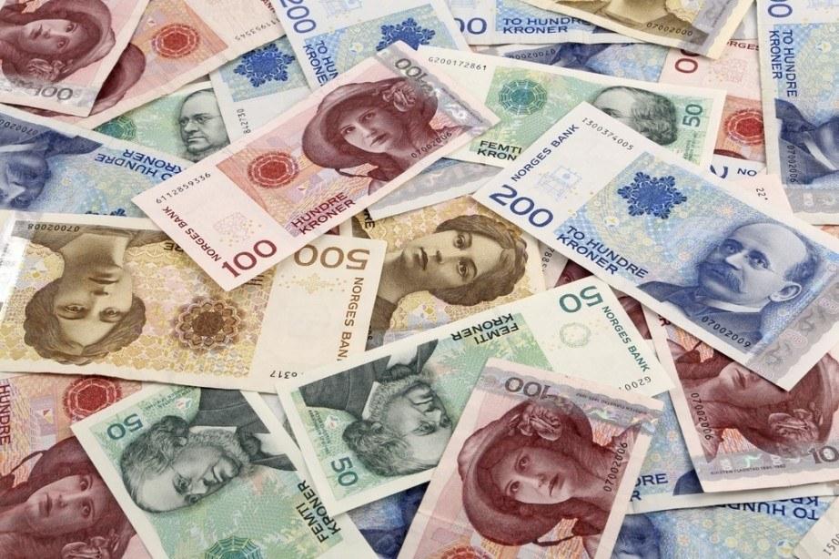 Норвежская валюта - кроны