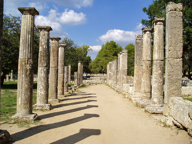 Фото: город Олимпия