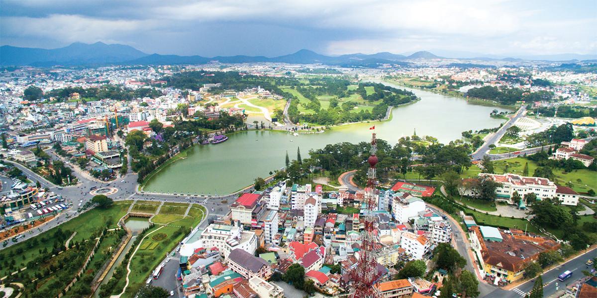 Фото: Далат, Вьетнам