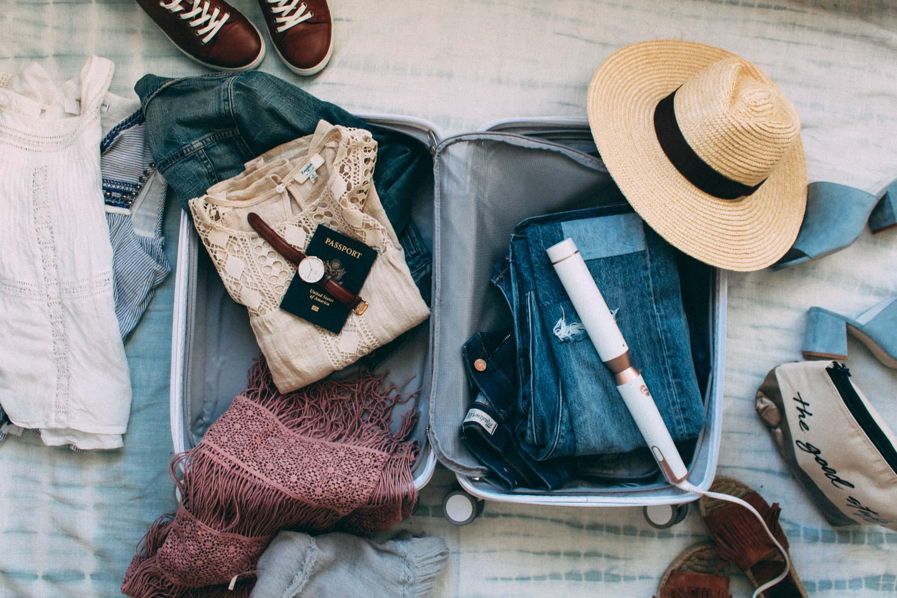 Берем в поездку только то, что нужно