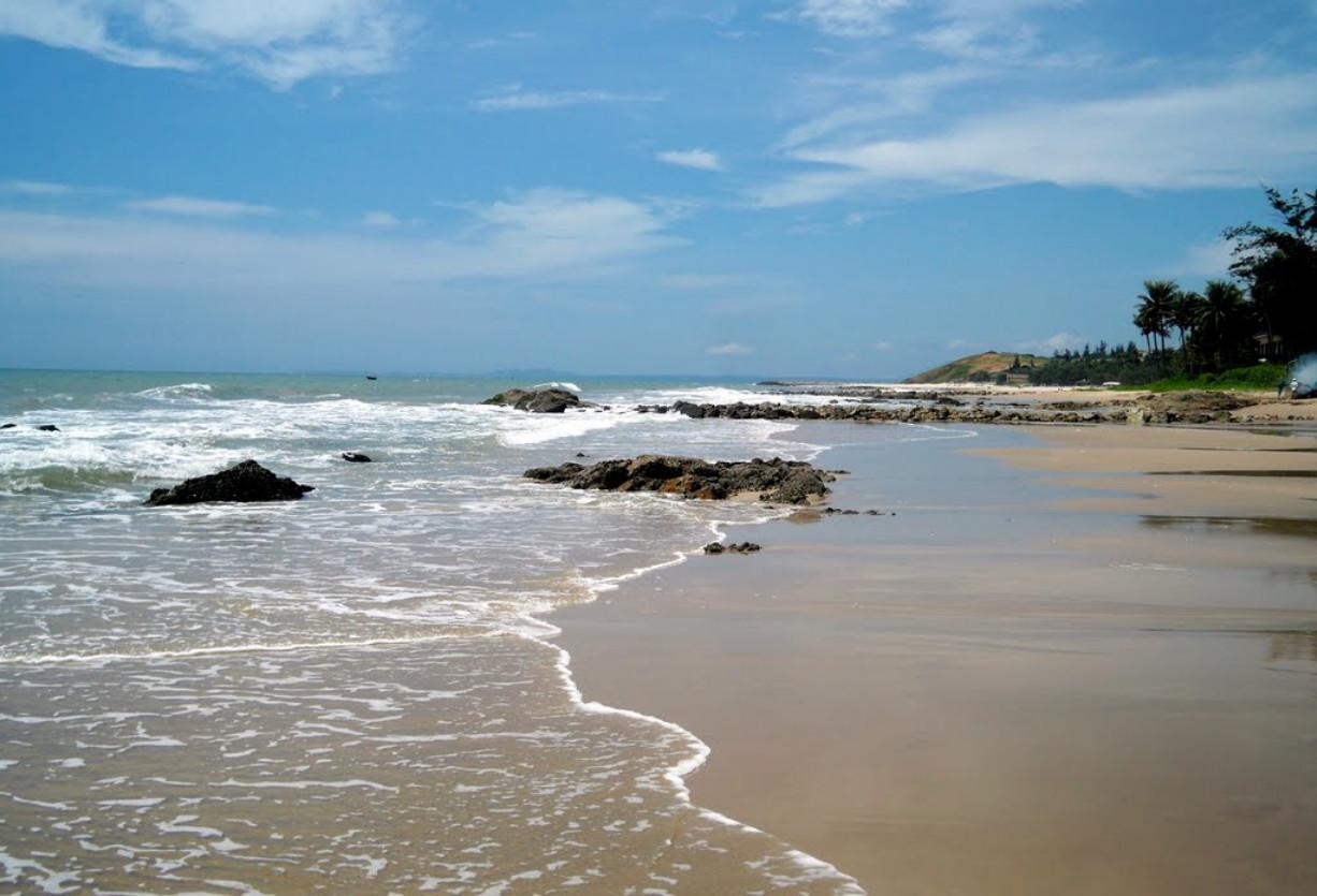 Пляж Пухай, Муйне