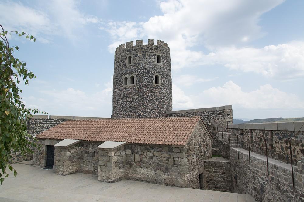 Фото: одна из смотровых  башен