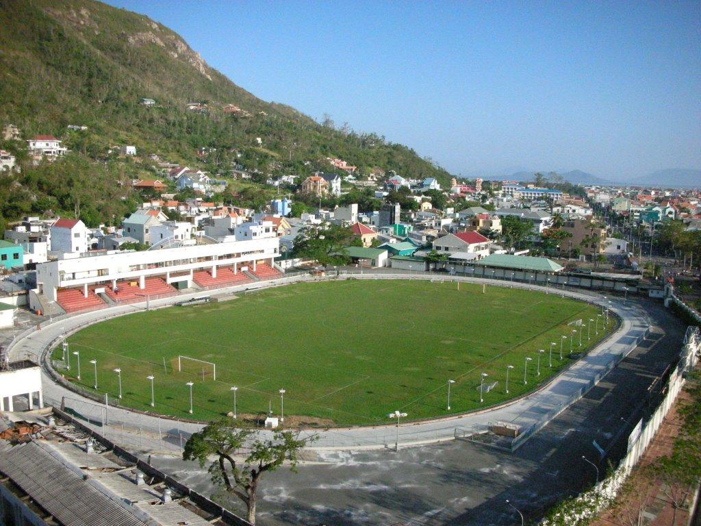 Фото: стадион Лам Сон