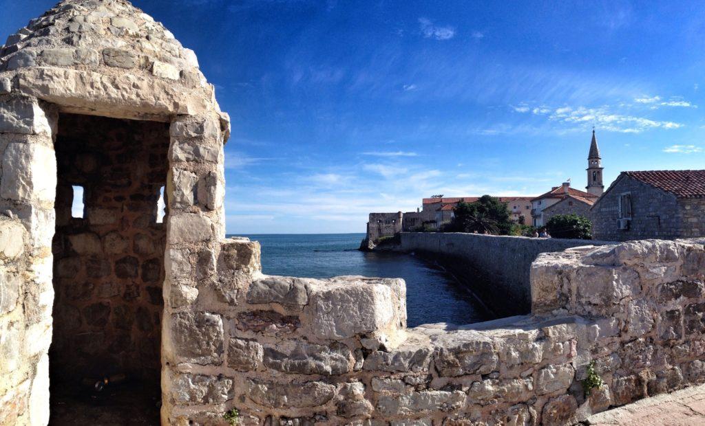 Фото: крепостные стены