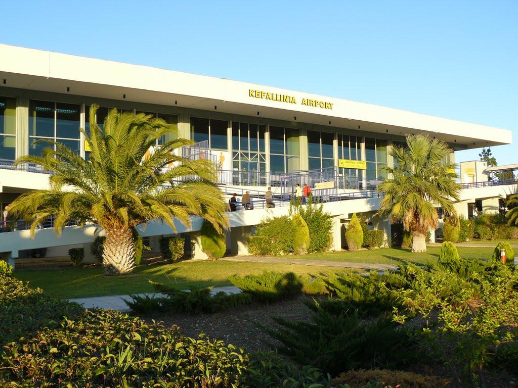Аэропорт Кефалонии