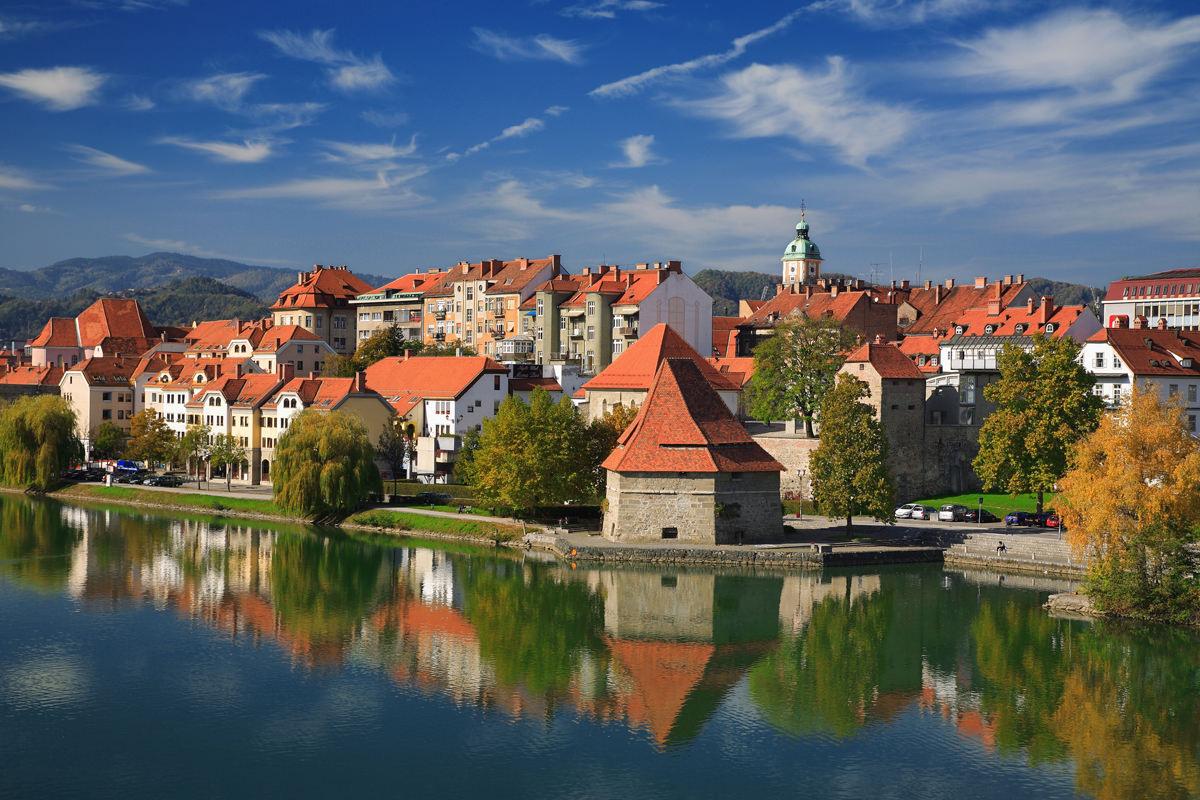 Город Марибор, Словения