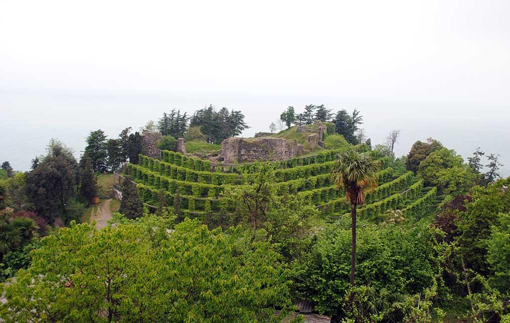 Фото: крепость Петре