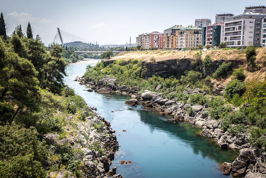 Фото: река Морача