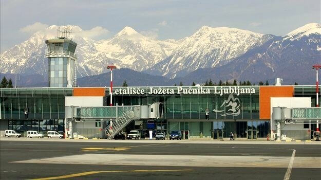 Аэропорт имени Йоже Пучника