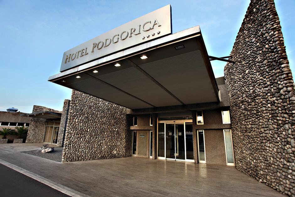 Отель 4* Podgorica