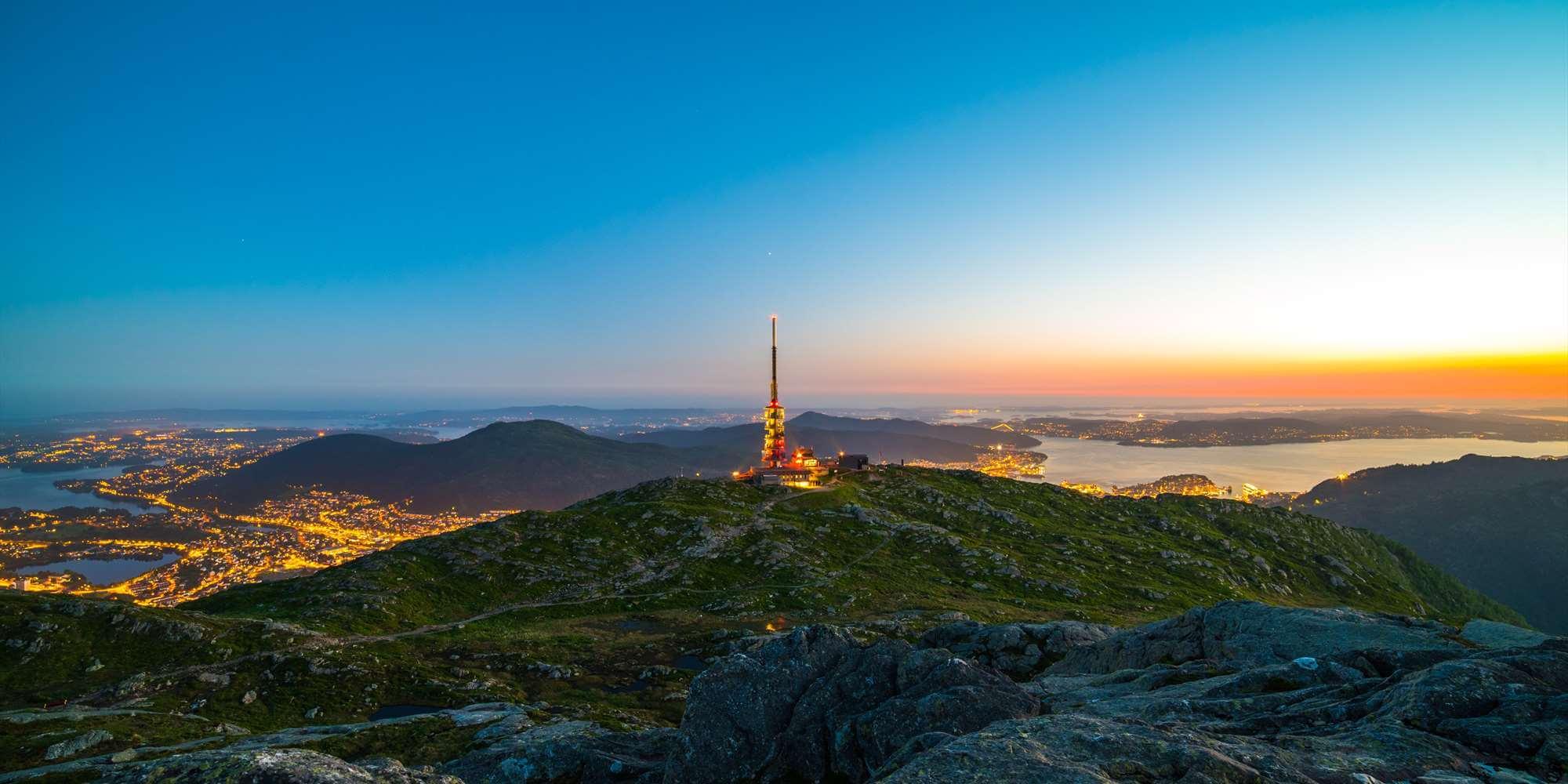 Фото: гора Ульрикен