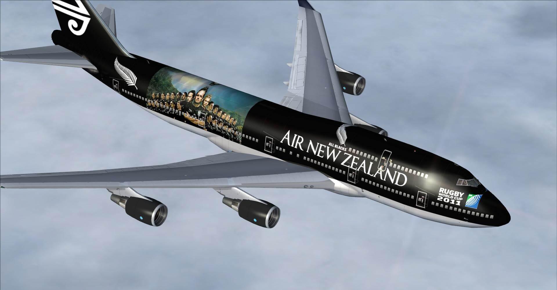 Airbus A320 Эйр Нью Зиланд