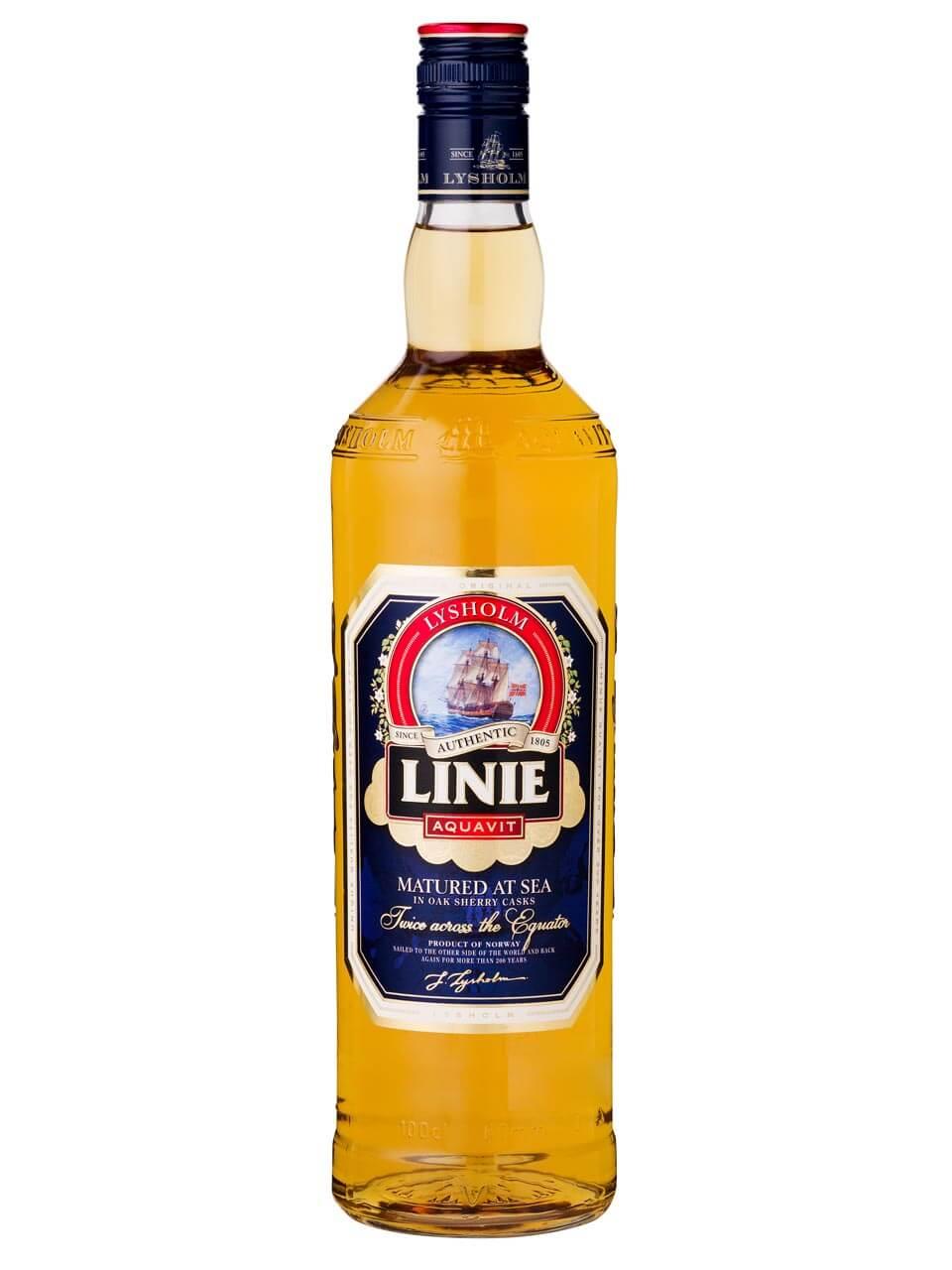 Алкогольный напиток Аквавит