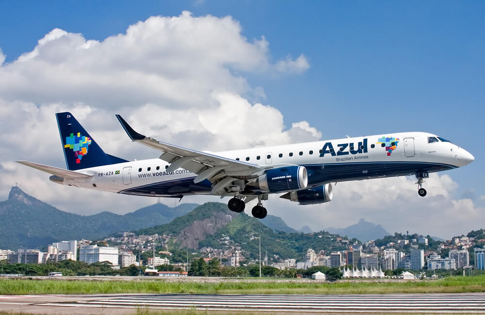 Авиакомпания Азуль Бразилиан Эйрлайнс