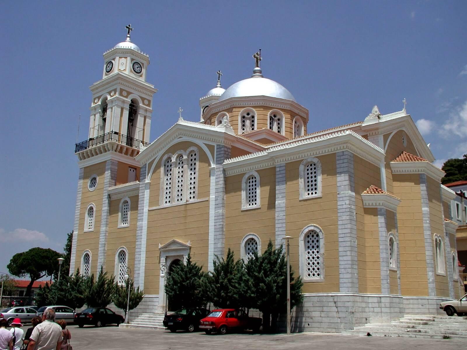 Собор Экклезия Ипапанти