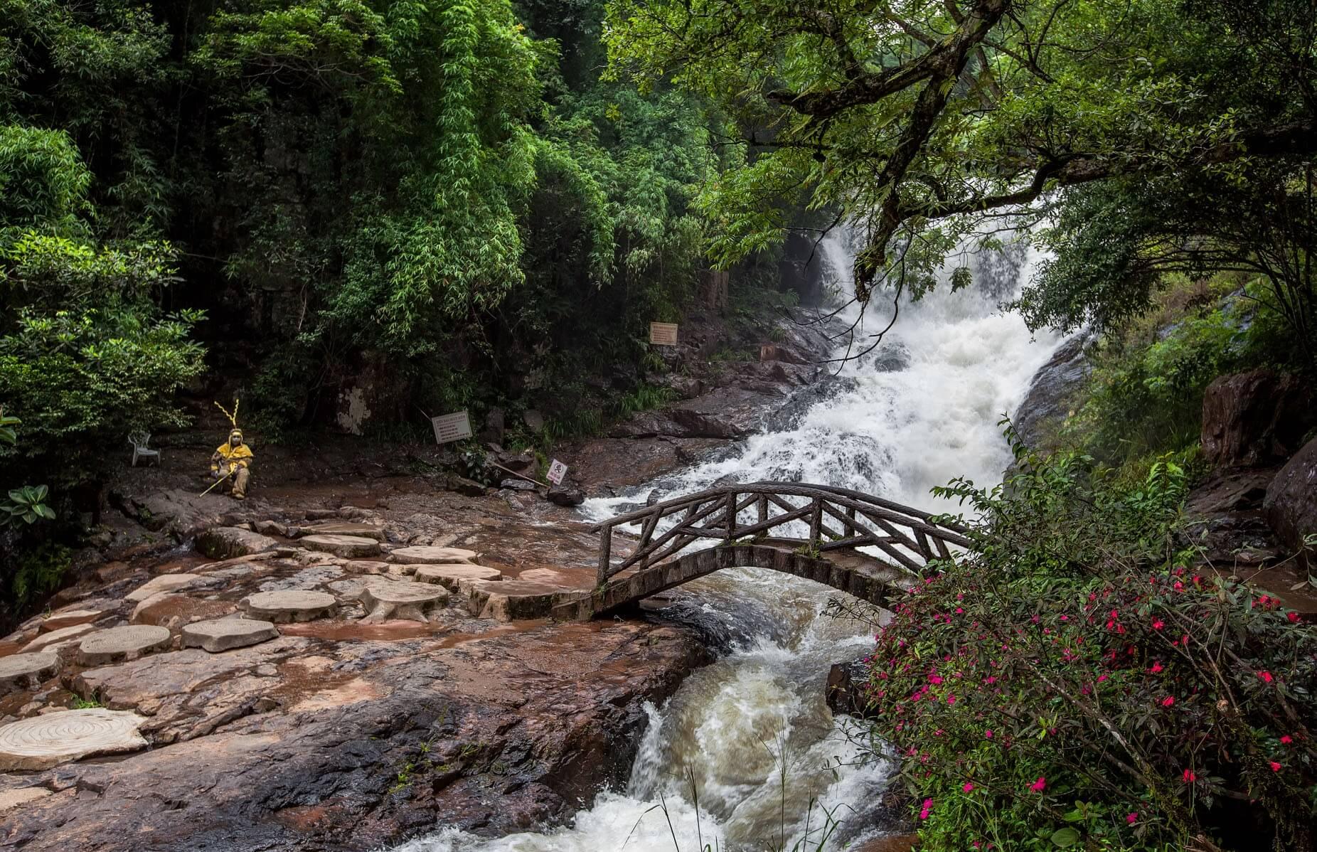 Водопад Датанла, Вьетнам