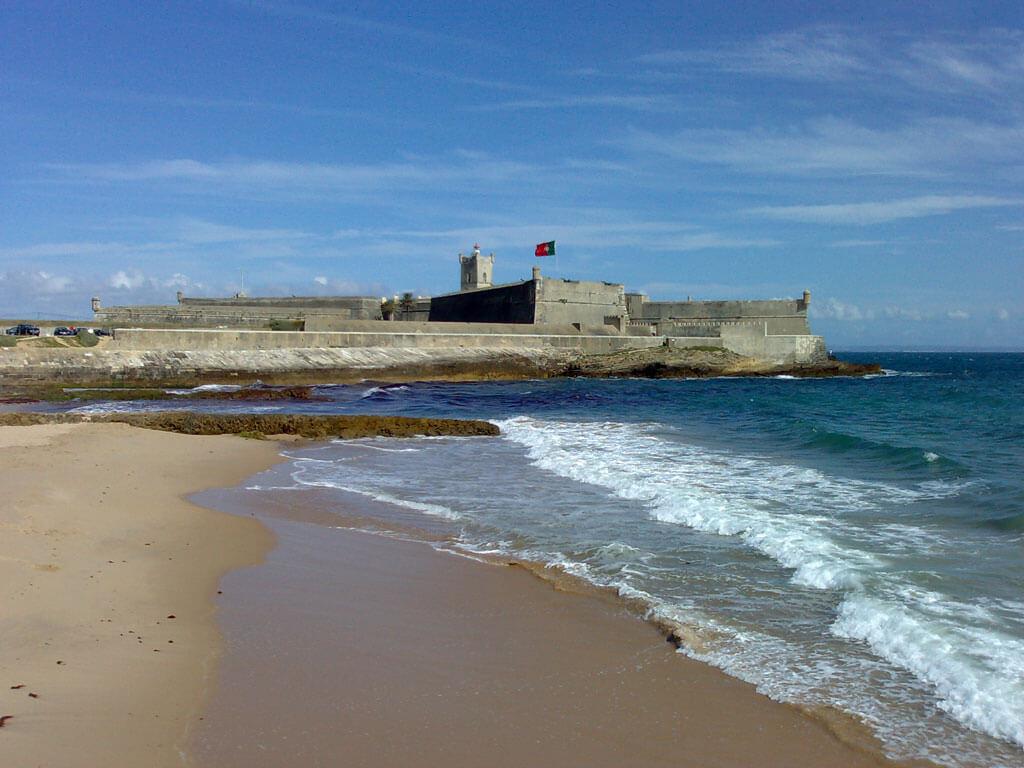 Крепость São Julião da Barra