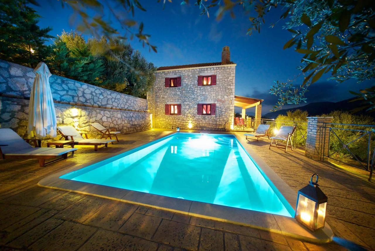 Отель Pilikas Luxury Villas