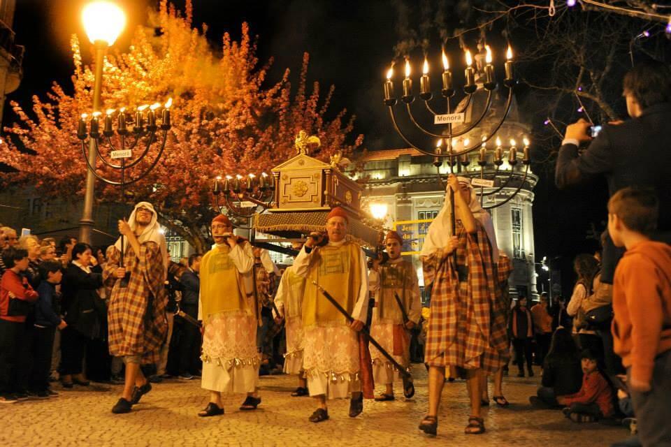 Празднование Страсной пятницы в Браге