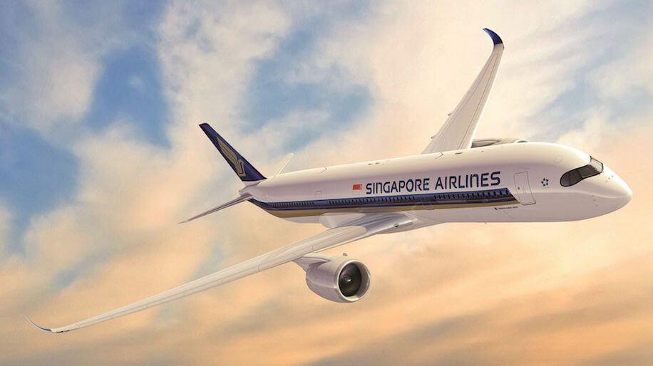 Авиаперевозчик Сингапурские Авиалинии