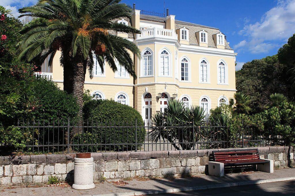 Достопримечательность: Дворец короля Николы