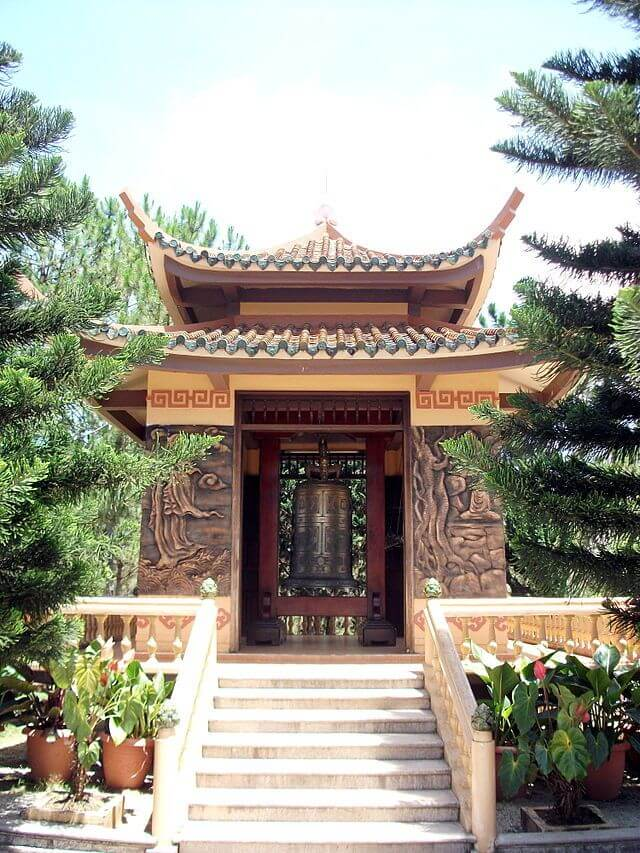 Фото: Чук Лам монастырь