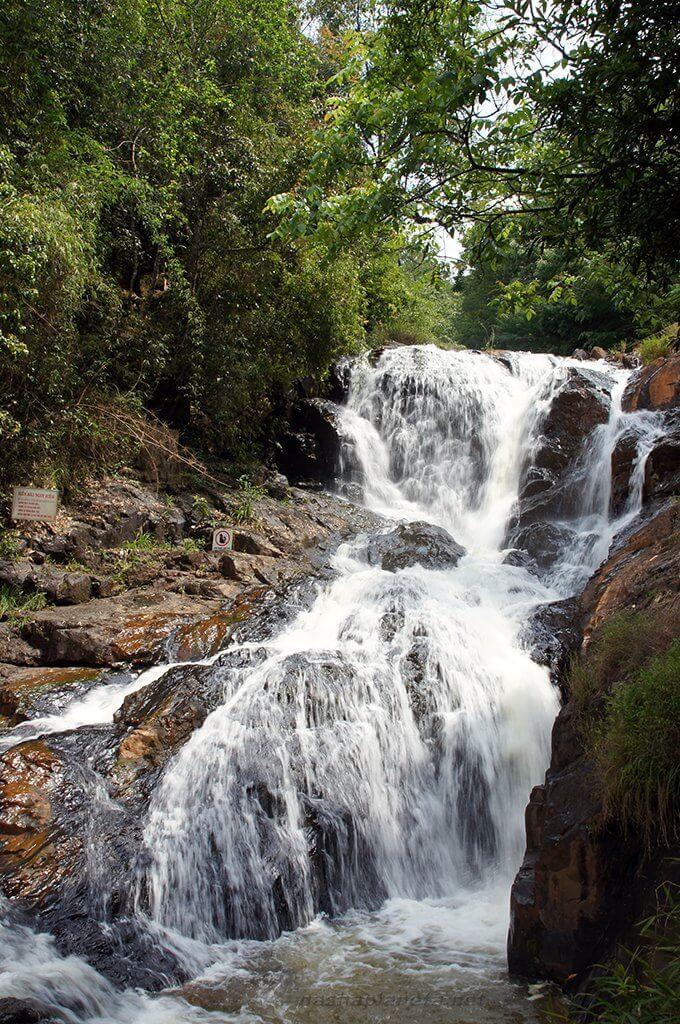 Фото: водопад Datanla