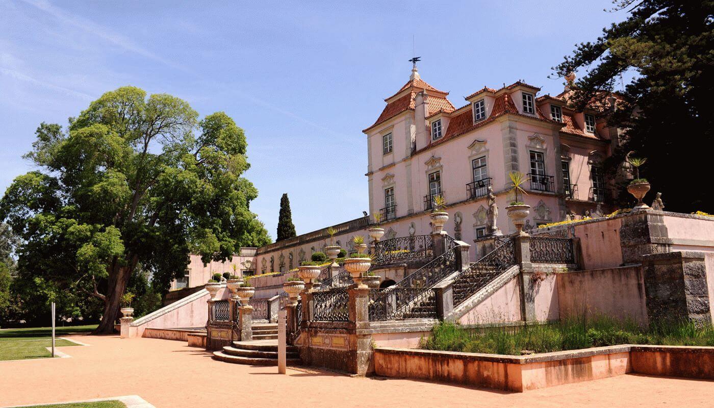 Достопримечательность: дворец Маркиза Помбала