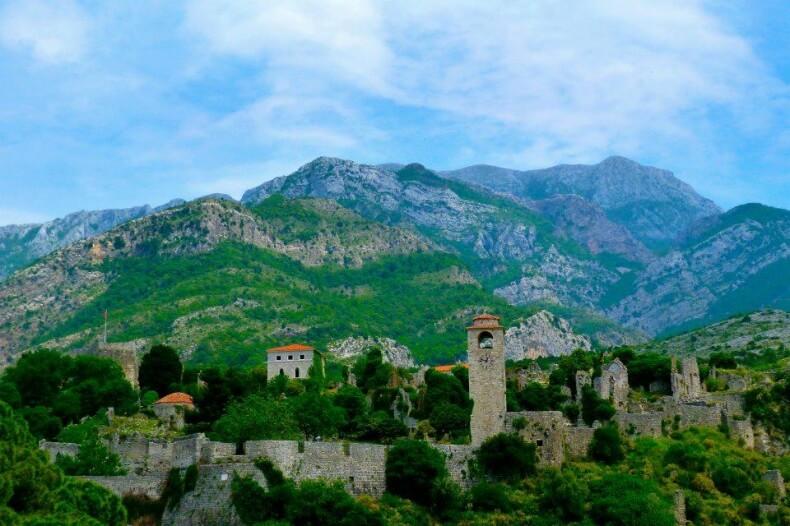 Фото: Гора Волуица