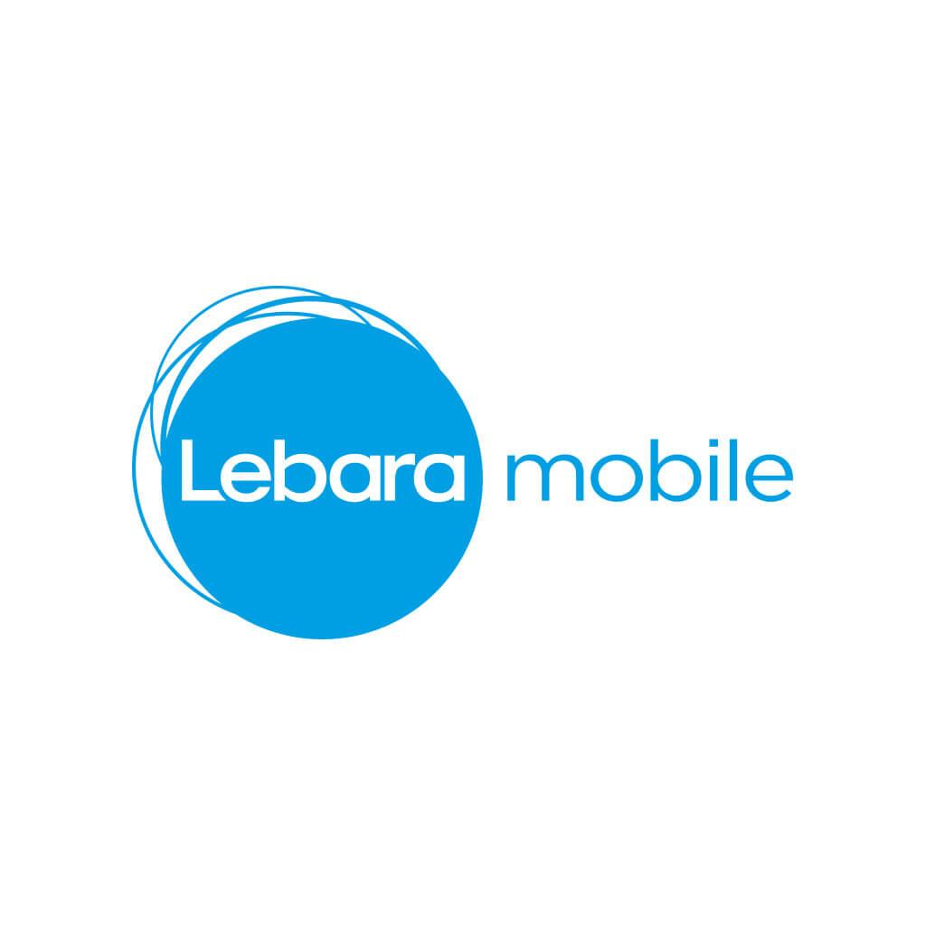Логотип оператора Lebara Mobile