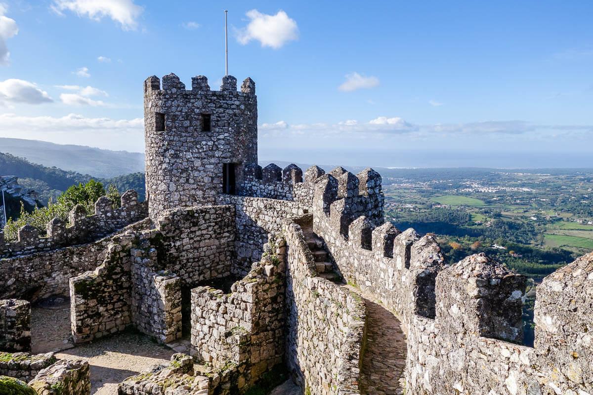 Замок мавров