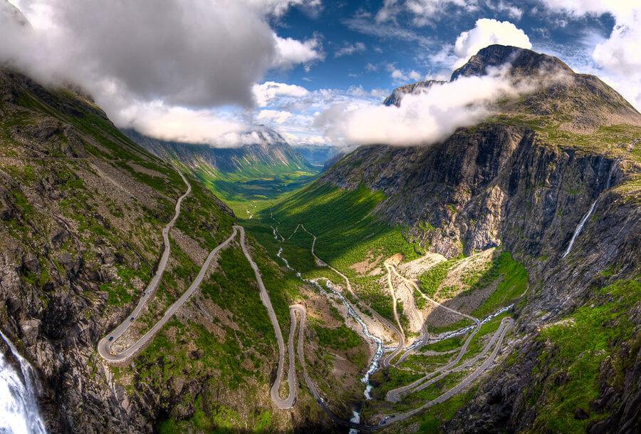 Фото: Trollstigen