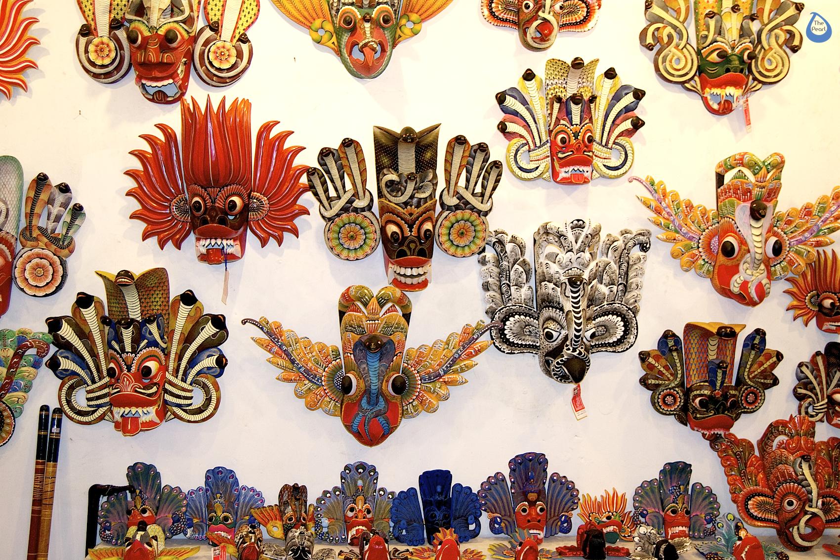 Фото: готовые маски