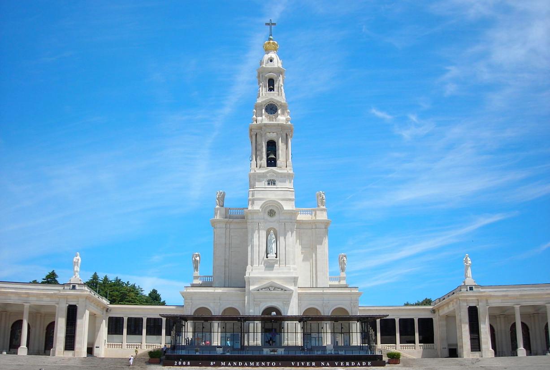 Фото: Базилика Девы Марии