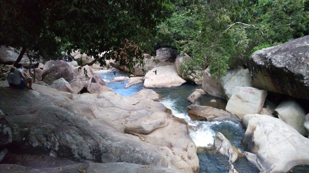 Достопримечательность: водопад Бахо
